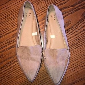 a new day pointed toe loafer size 7